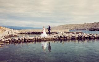 Wedding island Krk