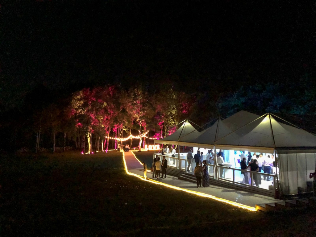 Tent Event