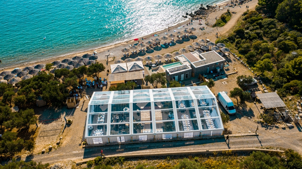 Tent Event - Krk Island